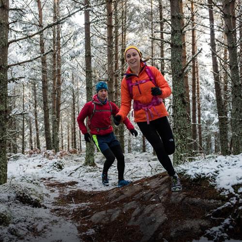 trail running skills weekend